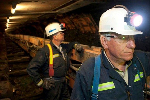 Bull Mountain Coal Mine