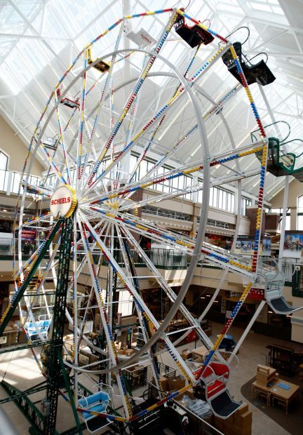 New Scheels Expected To Shake Up
