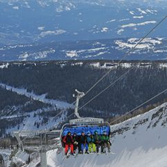 Chair Lift Accident Medicare Chairs Big Sky Resort 39s High Tech Chairlift Is One Of The First