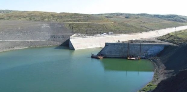 Fort Peck Dam Damage From 2011 Being Repaired