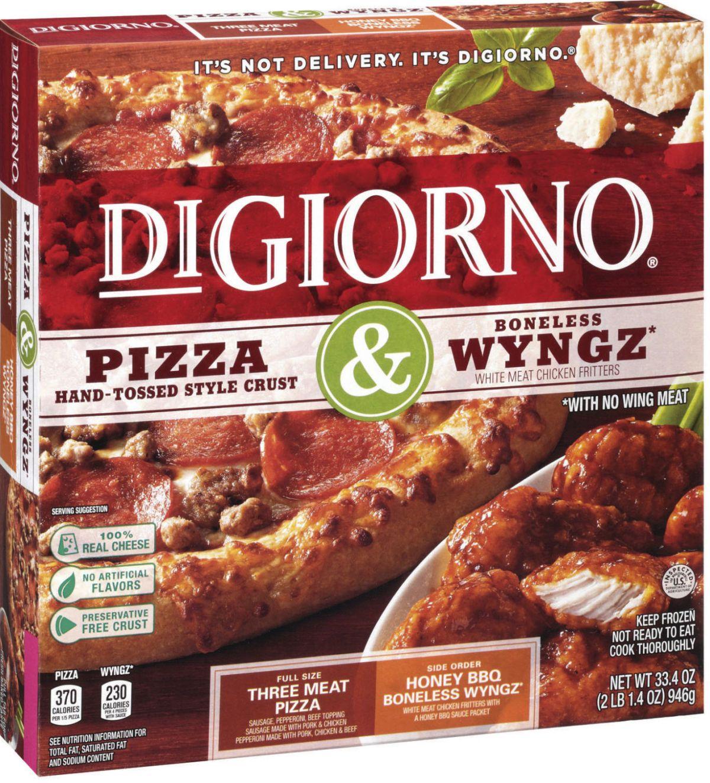 digiorno cheese pizza cooking