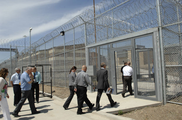 Prison Expansion Nears Completion