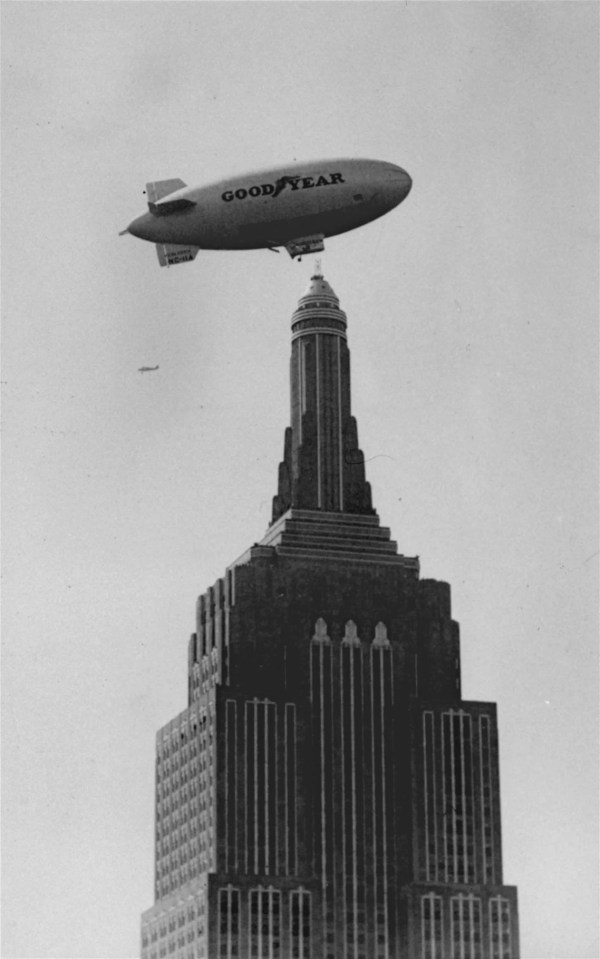 Empire State Building Years Travel