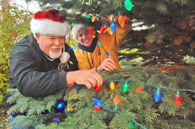 Friendly Family Competition Lights Up Bismarck