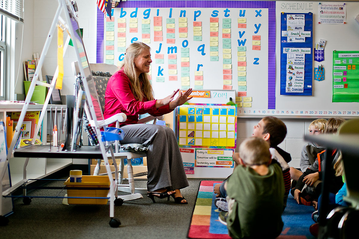 Common Core Montana Schools Big Step