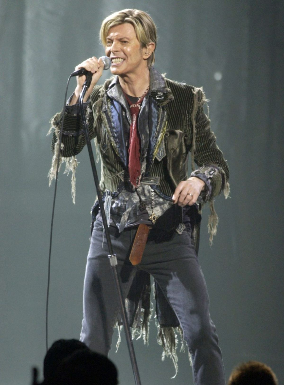 David Bowie 2004 : david, bowie, Thought, Bowie, Done,, Think, Again, Entertainment, Buffalonews.com