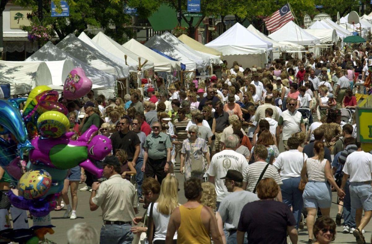 With Seasonal Festivals Uncertain Local Artists Adapt Arts Buffalonews Com