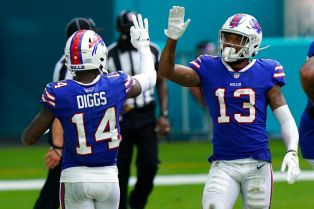 In Diggs and additions, Bills' offense has 'big-time players making  big-time plays' | Buffalo Sports | buffalonews.com