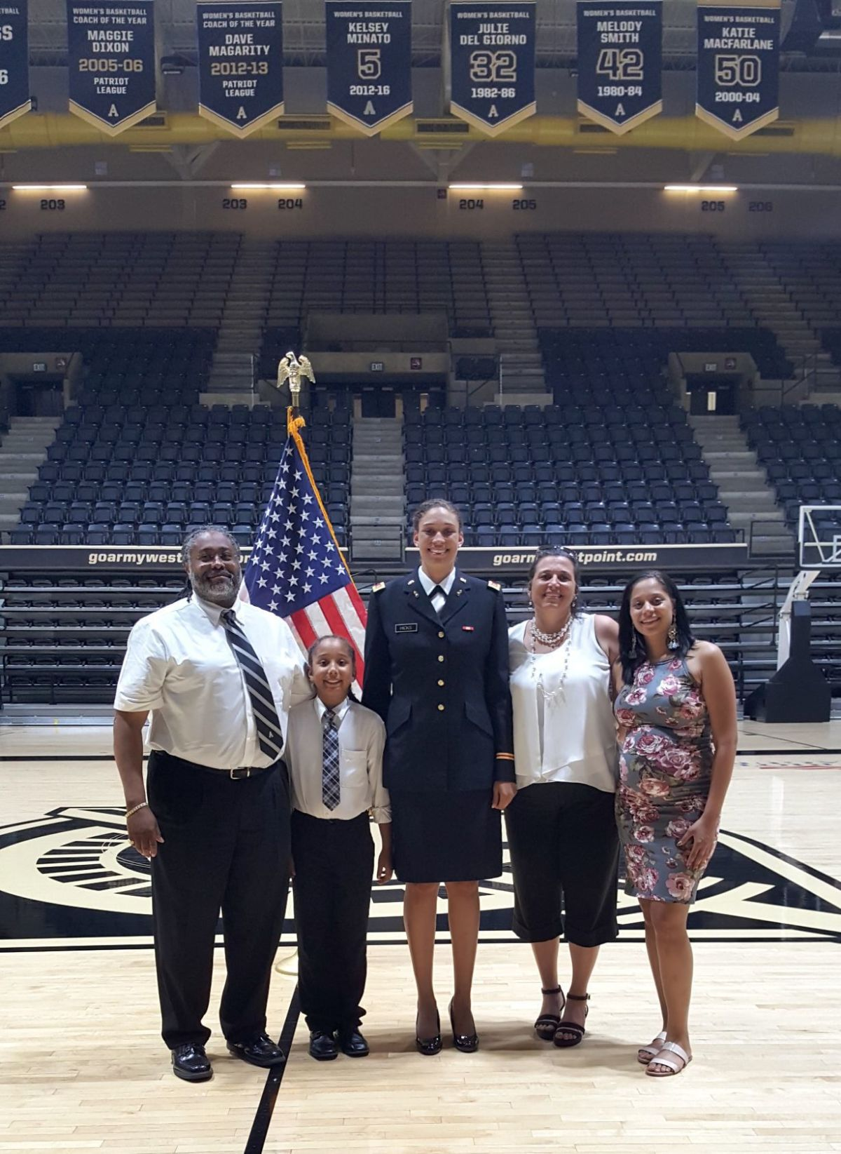 Hicks Graduates West Point Military Academy
