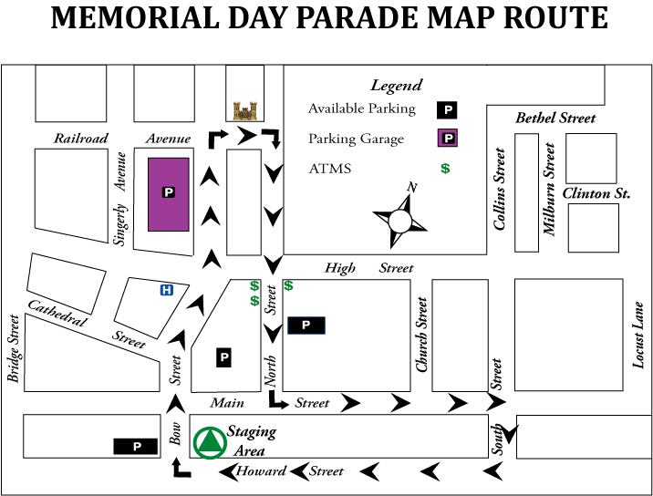 Options aplenty in Cecil for marking Memorial Day