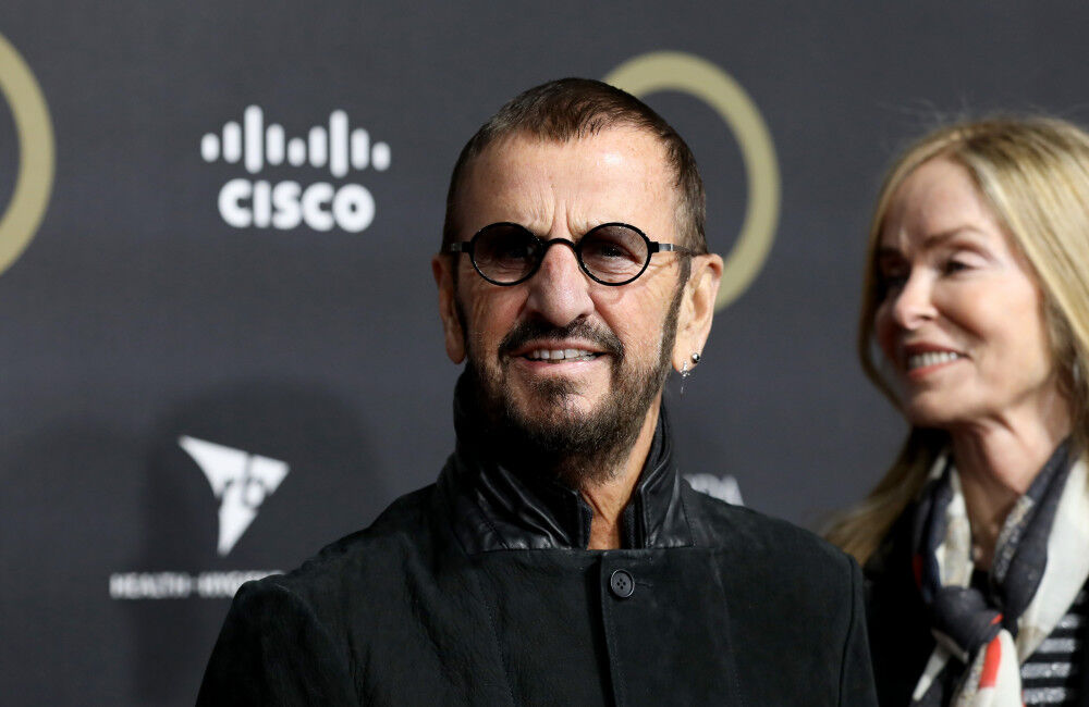 Ringo Starr's Battle With Ring O Sex Toy Company Reaches Climax