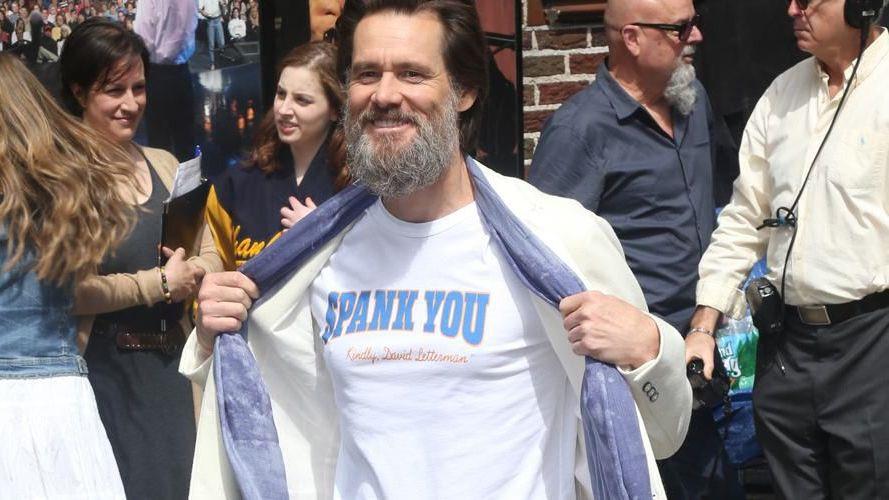 Jim Carrey Praised For Depression Honesty Celebrities