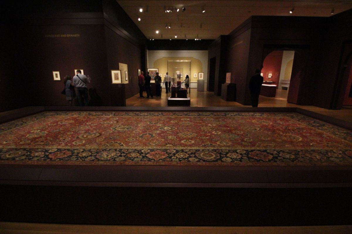 Cleveland Art Museum Exhibits