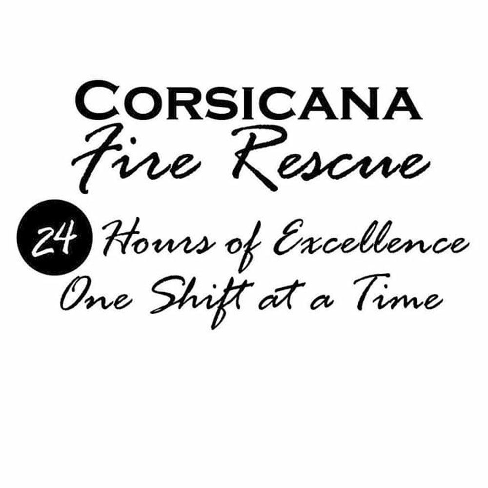 Corsicana Fire Rescue to host pinning ceremony Nov. 2