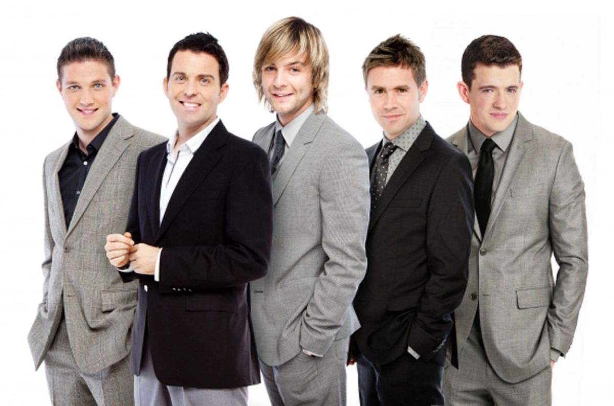 Music Celtic Thunder Brings Holiday Tribute To Luhrs