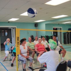 Wheelchair Volleyball Ford Explorer Captains Chairs 2017 Seniors Kick Off New Program Chair Game News