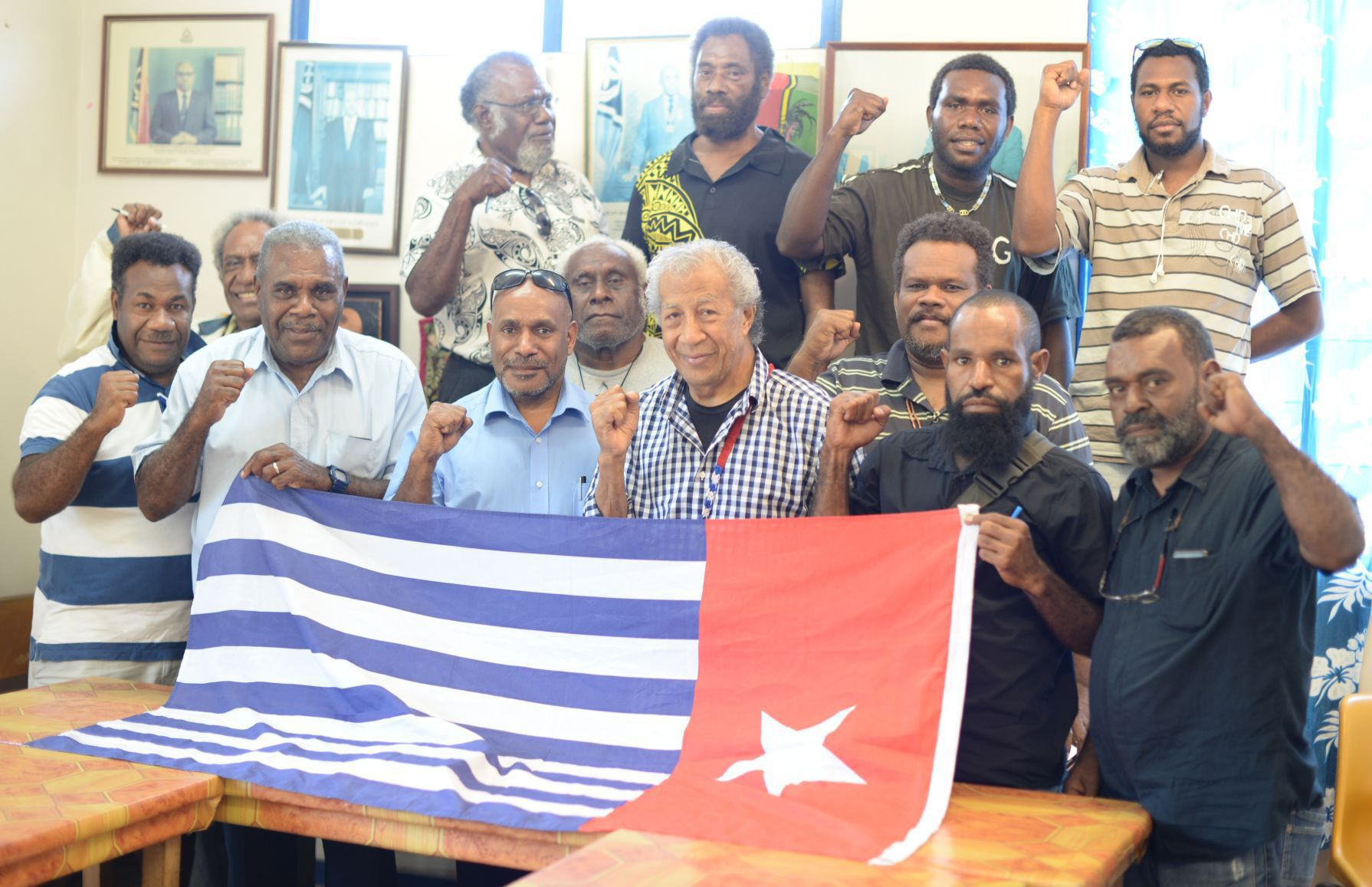 Melanesian Solidarity Summit Today