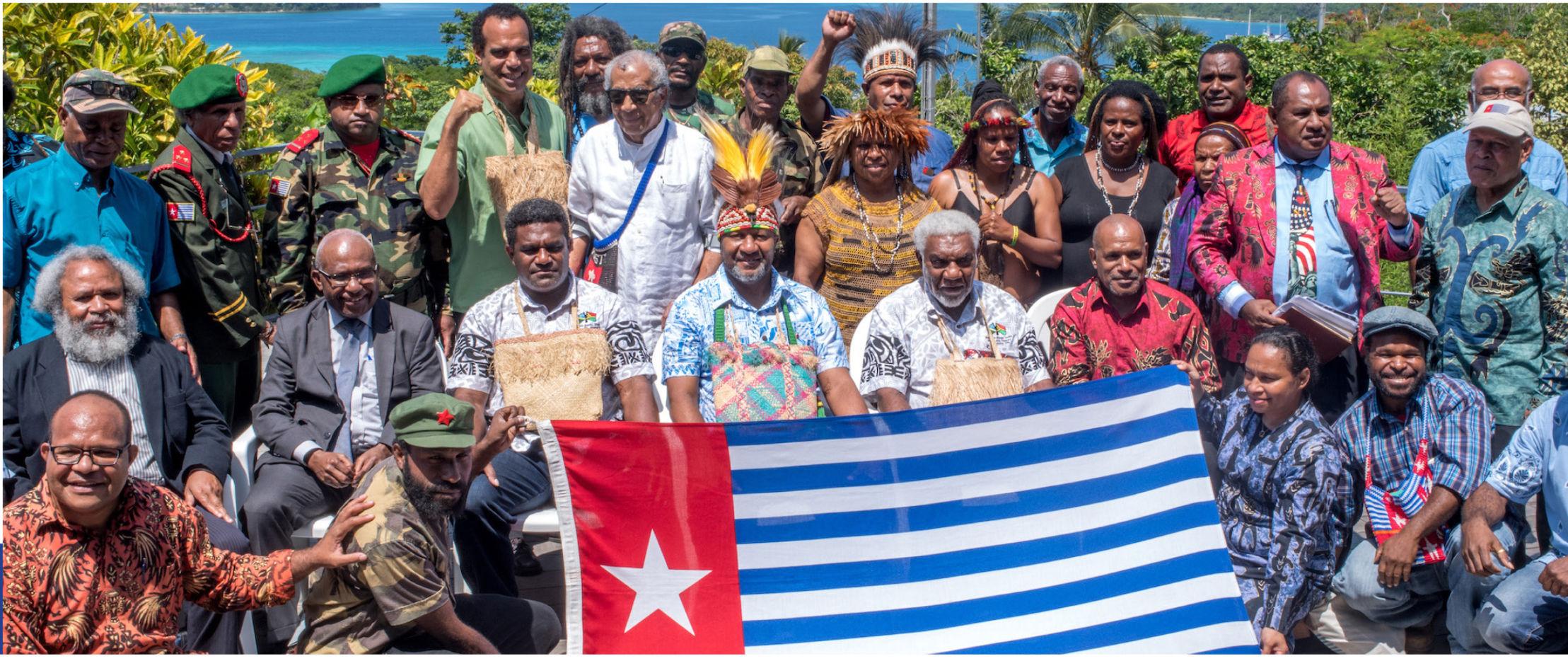 Indonesia is losing Melanesia