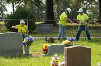 Texas Town Removes Decades-Old Fence That Separated Black and White Graveyards