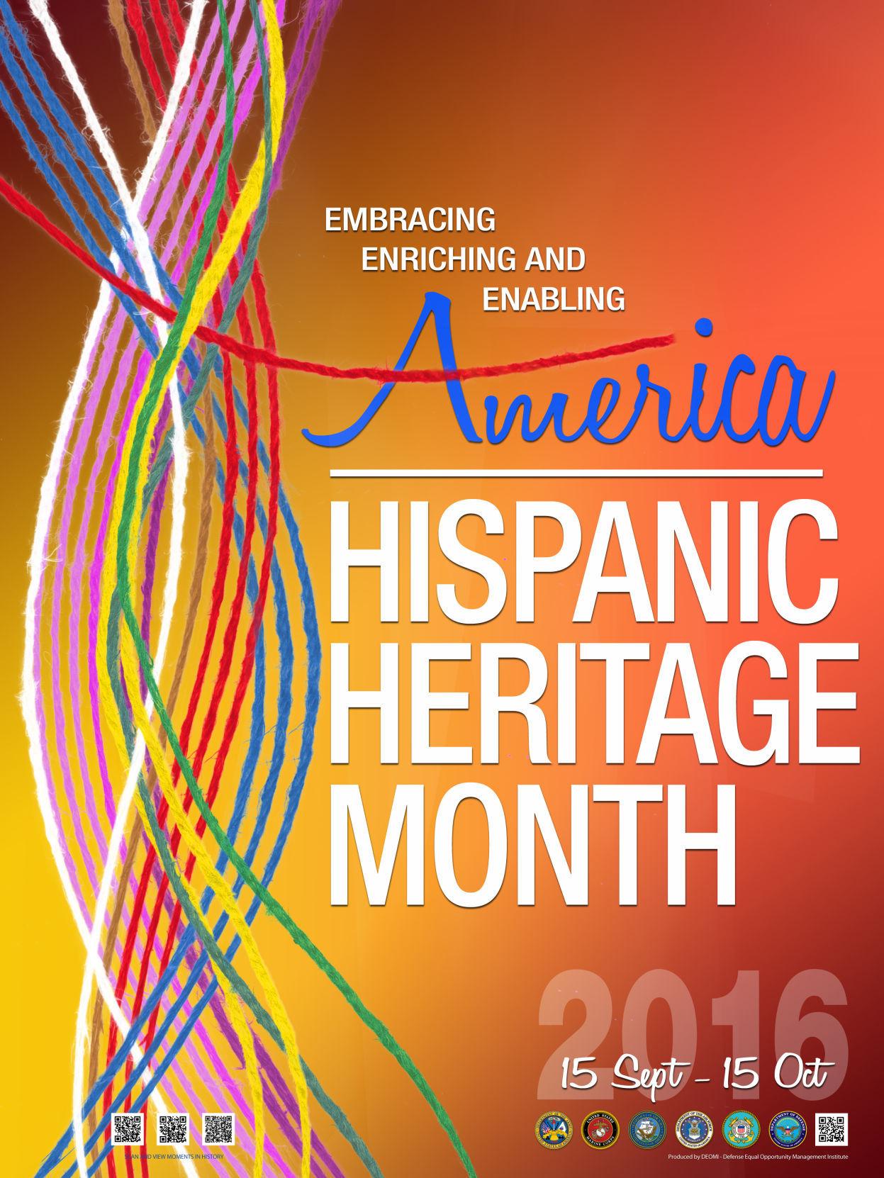 Celebrating National Hispanic Heritage Month Community