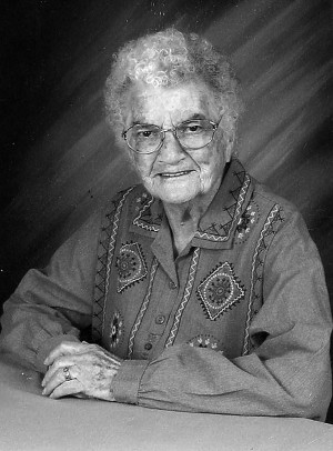 Irma Mary Reeves 1910 2011 Douglas Budget Obituaries