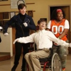 Wheelchair Glee Childrens Tables And Chair Sets Episode Hits Bump With Disabled Get Out Eastvalleytribune Com