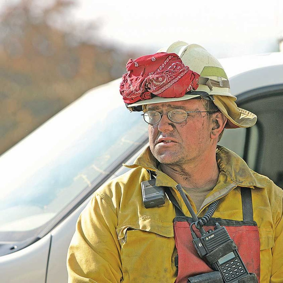 In the line of duty; Firefighters group to honor NDF captain ...
