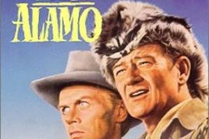 John Waynes Alamo Movie Set Fading Away  Currents AE  emissouriancom