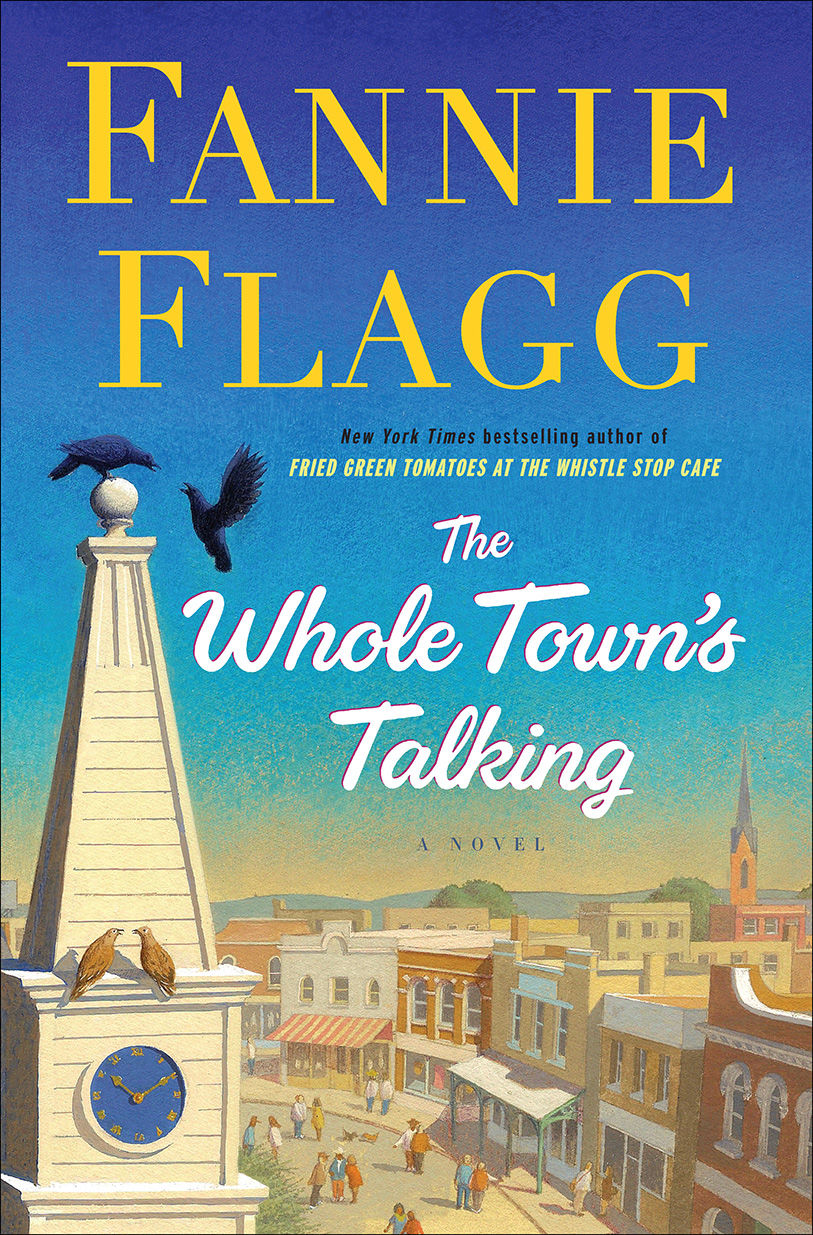 Review The Whole Town is Talking by Fannie Flagg  Mo