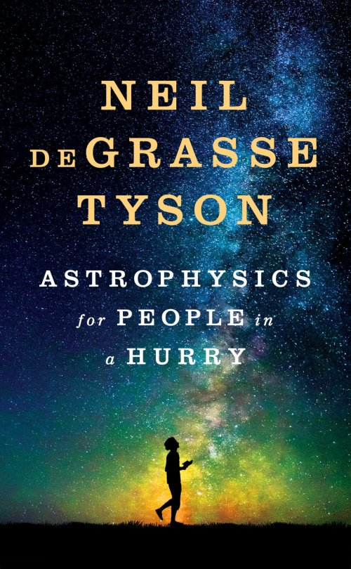 Review Astrophysics for People in a Hurry  Mo Books