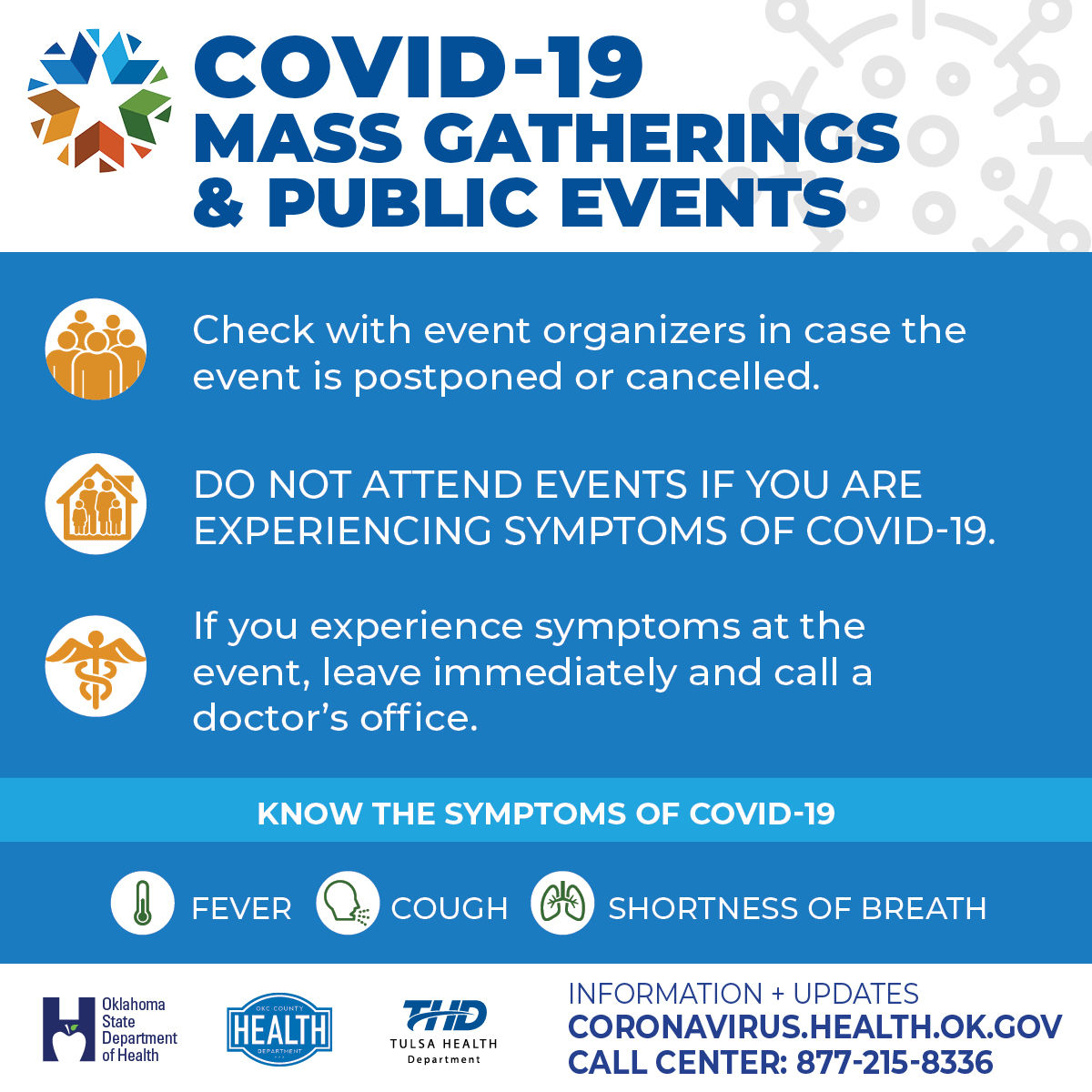 UPDATE: Oklahoma COVID-19 cases increases to 49 in 14 counties ...