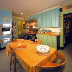 Kitchen Pegboard Remodel Mn Overflowing Try Modern Take On Julia Child Style Athome 2 Tb