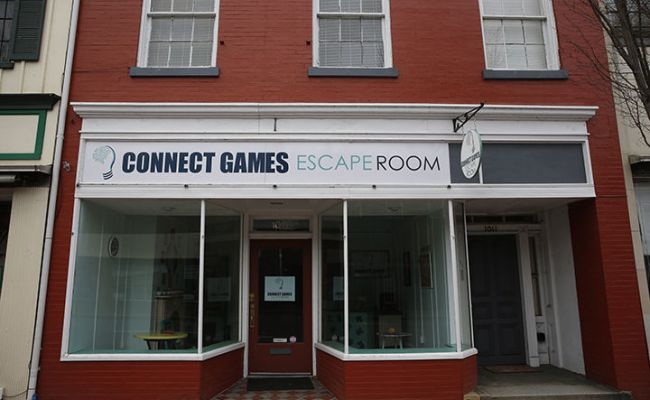 Connect Games Escape Room Opens In Downtown Fredericksburg