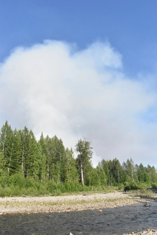 small resolution of montana creek fire