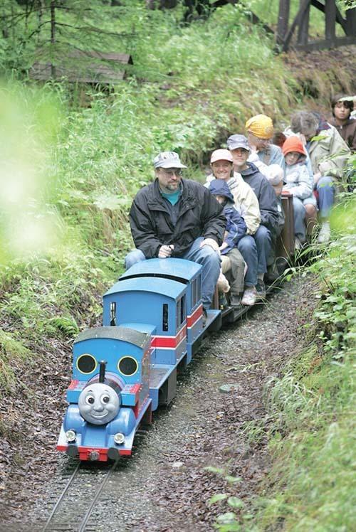 Little Trains Big Fun Local News Stories