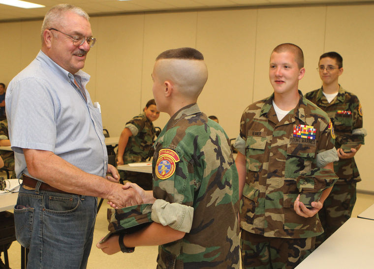 Gettysburg Young Marines focus on serving others  Gettysburgtimescom Local News
