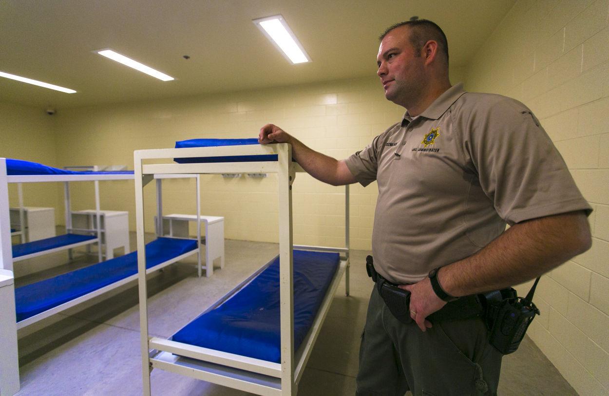 Cerro Gordo County Jail Population On The Rise Reason A Mystery Mason City North Iowa