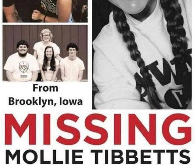 Iowa Agency Releases Preliminary Autopsy Results For Mollie Tibbetts North Iowa Crime Courts Globegazette Com