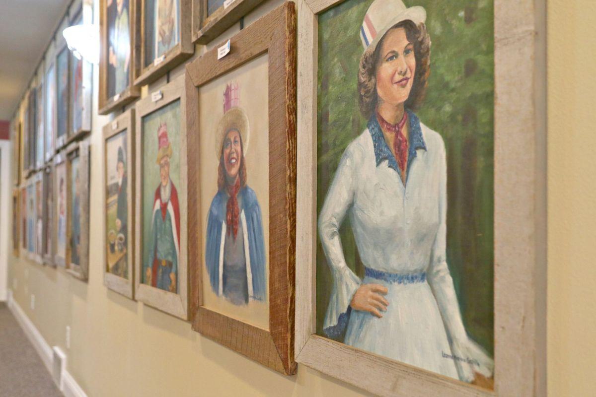Hobo Art National Museum Showcase Britt'