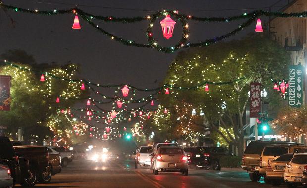 Lights Clear Christmas