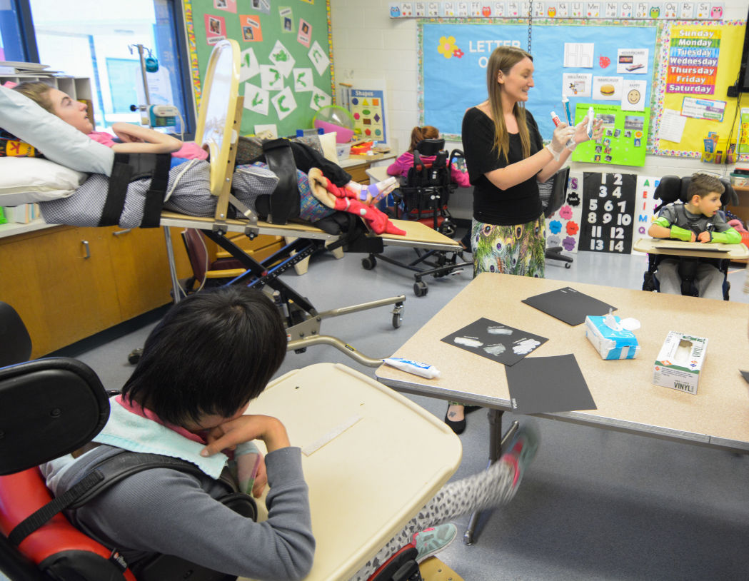 Teachers Discuss Challenges Of Special Education