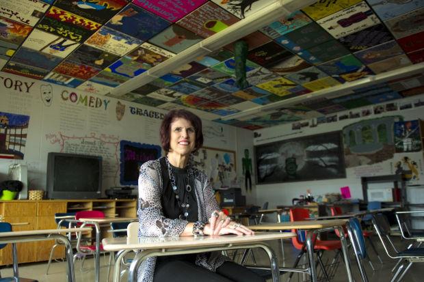 Drama teacher Piccolo takes her last curtain call at JHS