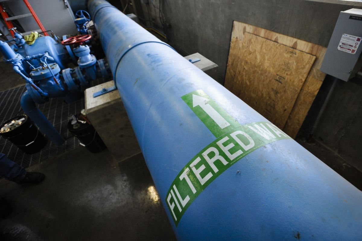 Report shows Helena water meets federal standards despite current taste smell  Helena Politics