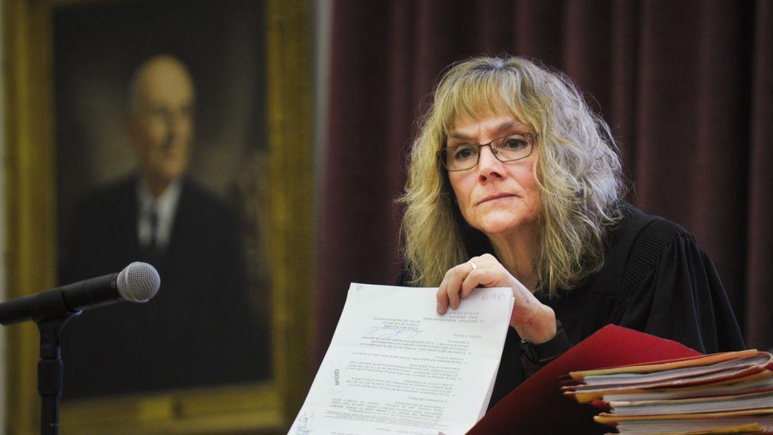Helena judge recuses herself from political corruption lawsuit  Montana  helenaircom