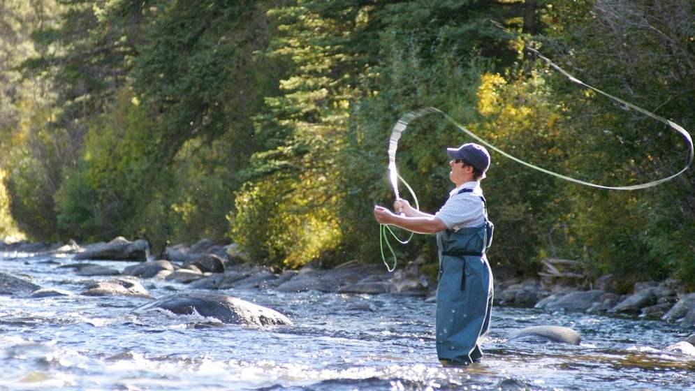 Helena area fishing report  Outdoors  helenaircom
