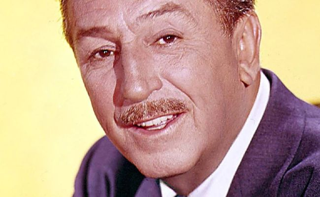 Walt Disney Tops Voters List Of Illinois Entertainers