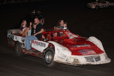 macon speedway entering season