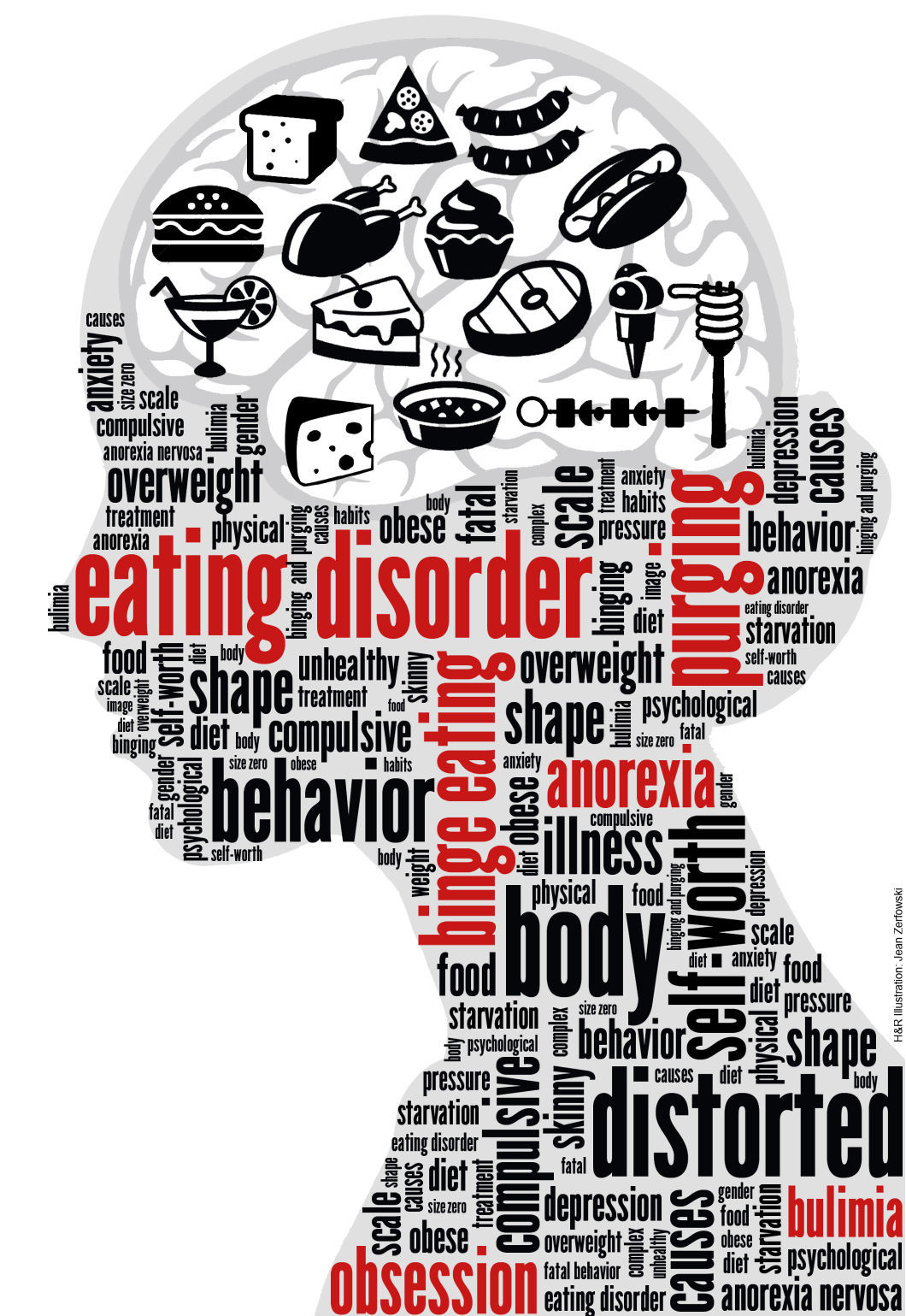 Eating Disorders Remain Deadly