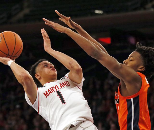 Illinois Basketball Has Tough Test Against No  Maryland Illini