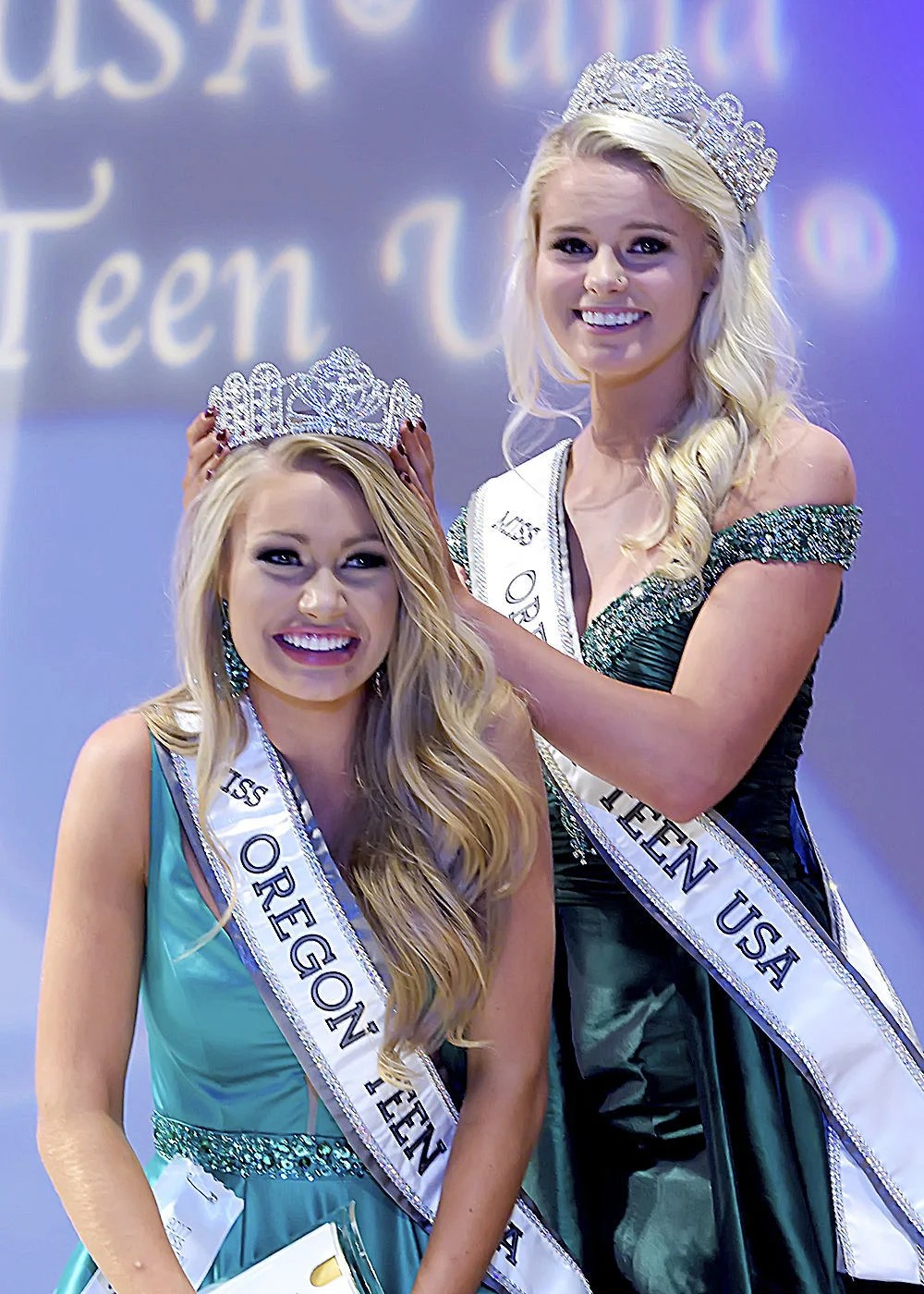 Local teen wins state pageant title  Klamath  heraldandnewscom